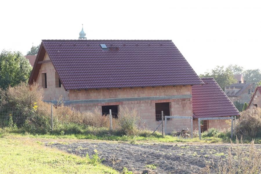 Palubky, latě, krytina ... prostě střecha