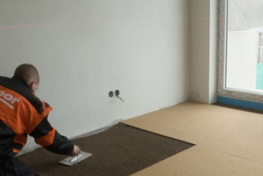 Výhody lehkých podlah v novostavbě
