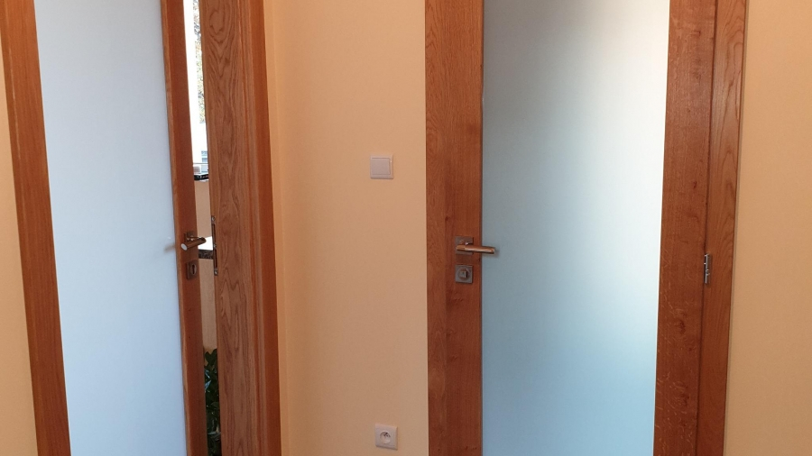 Interiérové dveře z masivu