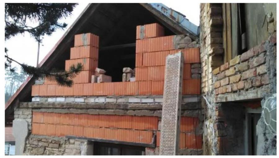 ROZHOVOR SE STAVEBNÍKEM: stavbu jsem kompletně zasíťoval svépomocí