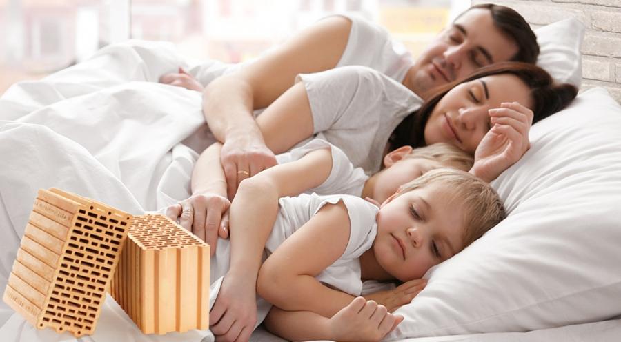 Klidný spánek pro celou rodinu