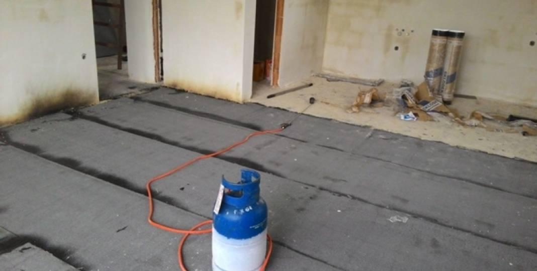 Podlaha a rekuperace