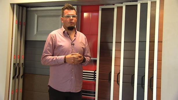 Výběr sekčních garážových vrat
