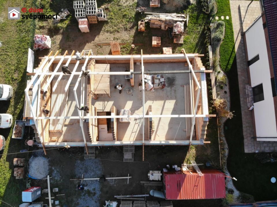 Montáž krovu za 5 hodin