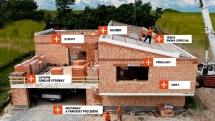 Kompletní systém pro vaši stavbu? Odpovědí je HELUZ!