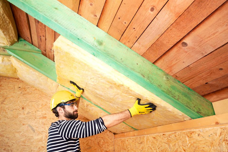Izolace šikmých střech bez chyb