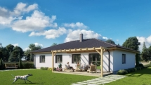 Nové nízkoenergetické montované domy od Dům jedním tahem