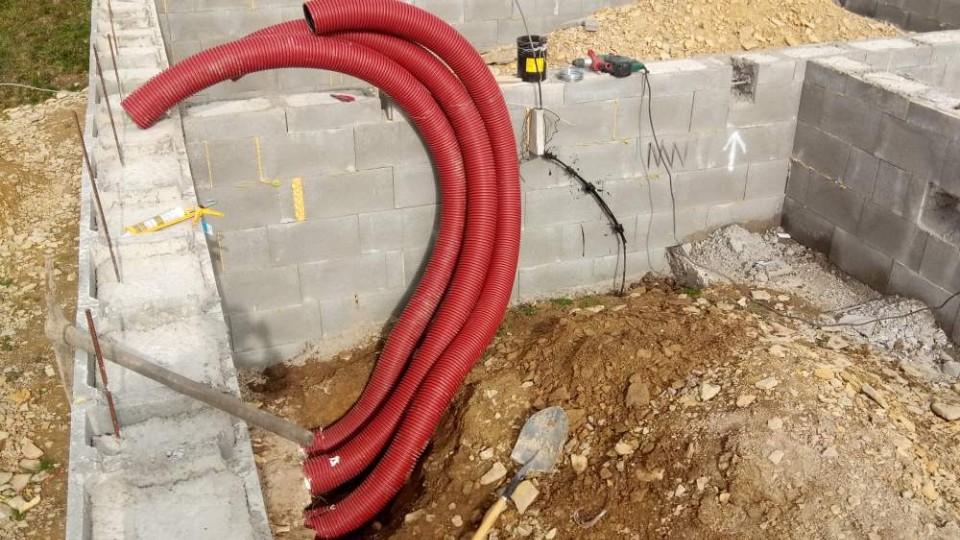 Tepelné čerpadlo – zemní kolektor