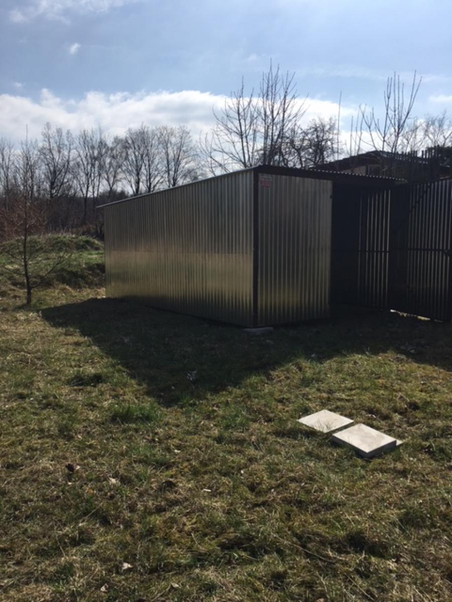 Stavební bouda a mobilní WC