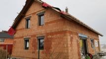 34. stavební týden – Montáž oken
