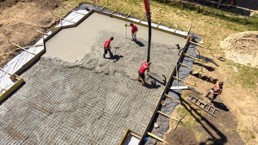 Výběr způsobu založení domu a tepelné izolace