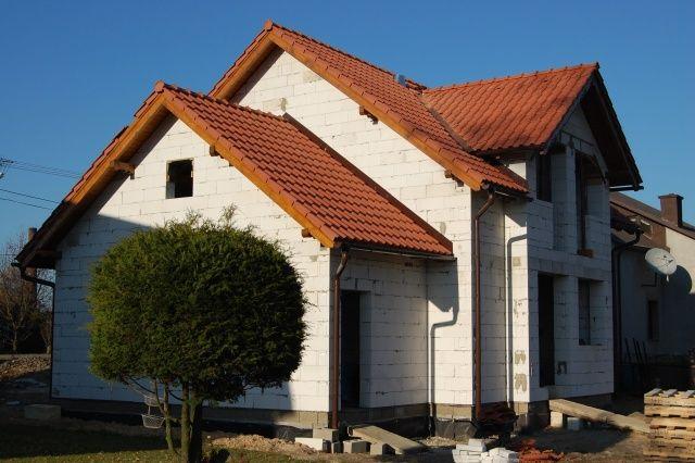 Pokládka střechy a rozpočet