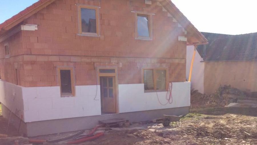 Hlášení ze stavby