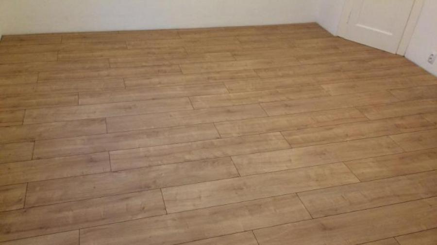 Rekonstrukce podlahy ve starém bytě - Pokračování