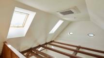 Jak na opláštění střešního okna sádrokartonem