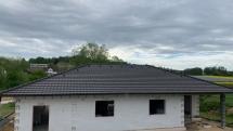 Máme střechu!