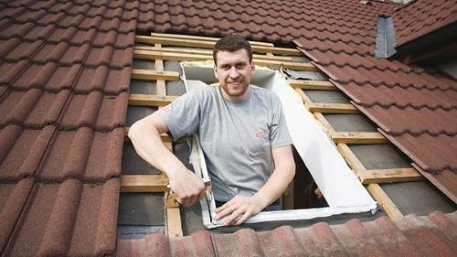 Výměny střešních oken se nemusíte obávat