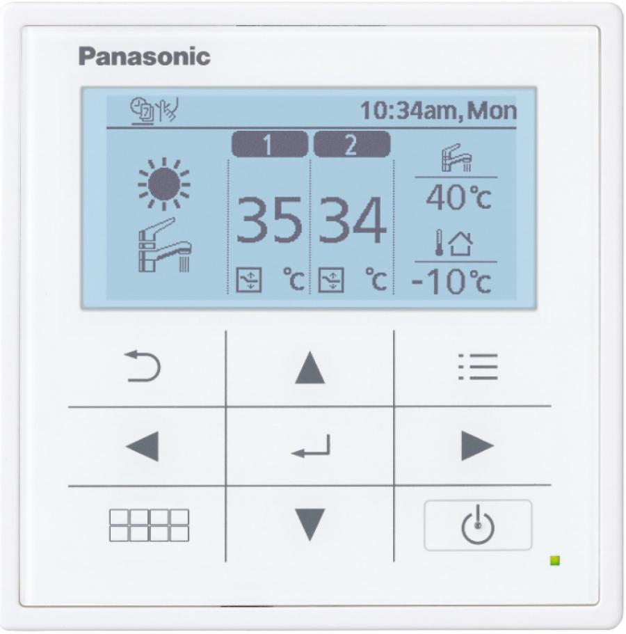 Tepelné čerpadlo Panasonic - zkušenosti z provozu