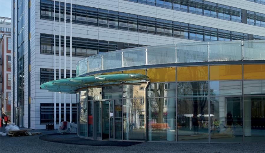Funkční design ve veřejných budovách