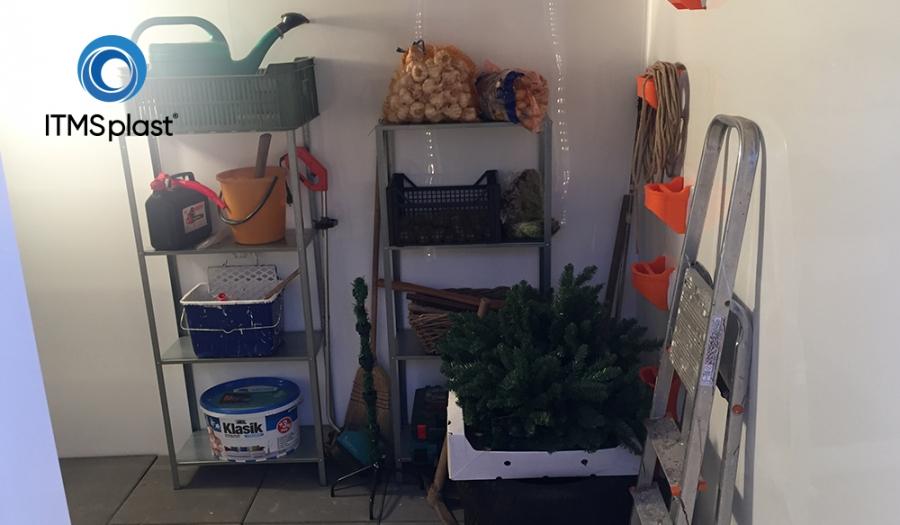 Podzemní plastové sklepy – úsporná lednice pod zemí