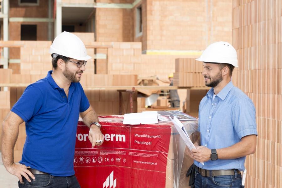 Stavební materiál se díky Wienerbergeru kupuje nejvýhodněji v únoru!