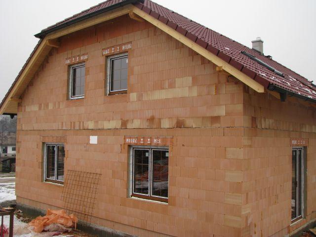 Okna, vrata a zateplení střechy