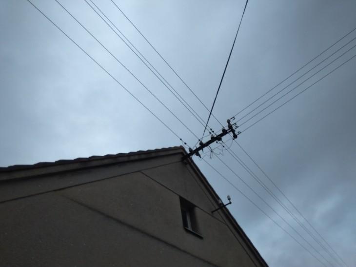 Od konzole ke sloupu – přeložka elektrického vedení od ČEZ Distribuce