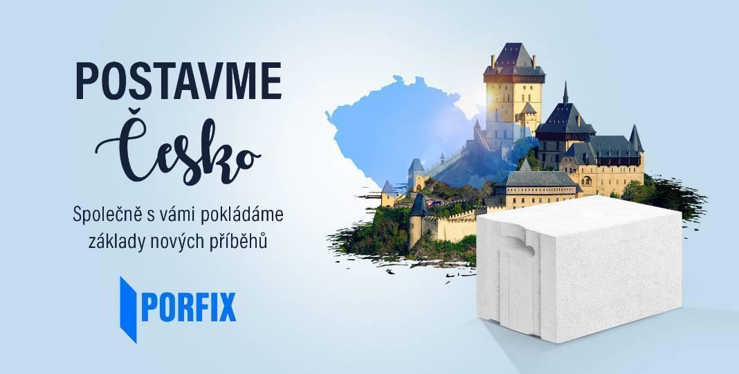Můj dům, můj hrad: Postavme Česko