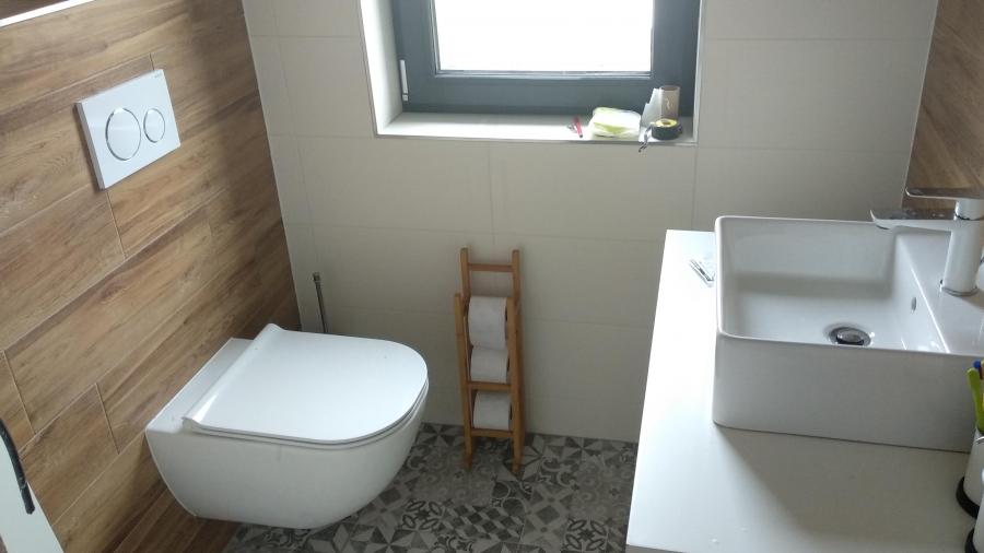 Koupelna & Kuchyně