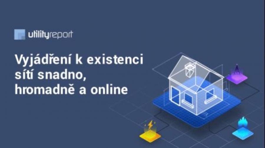 Aplikace UtilityReport vám výrazně usnadní získání stavebního povolení