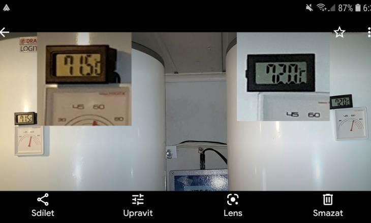Fotovoltaický ohřev vody