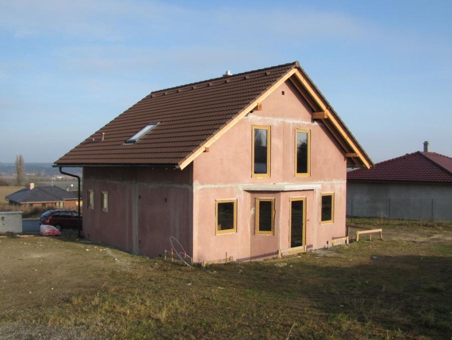 Hrubá montovaná stavba rychle, bez starostí a za výhodnou cenu