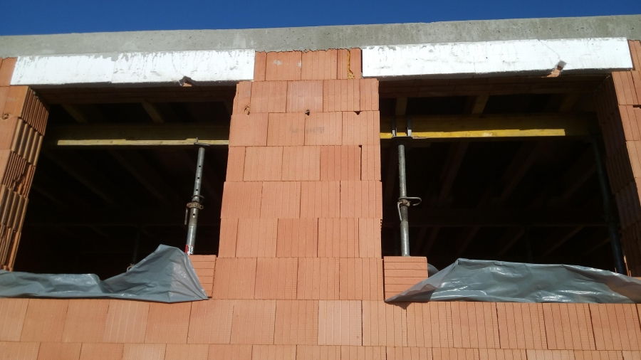 Železobetonový monolitický strop
