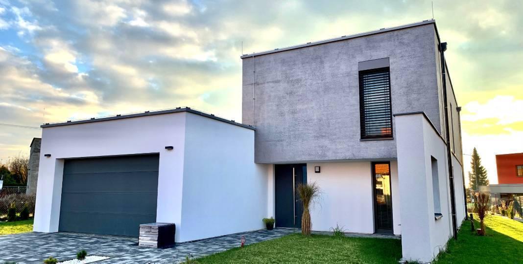 Pasivní dům svépomocí díky rodině a Ytongu
