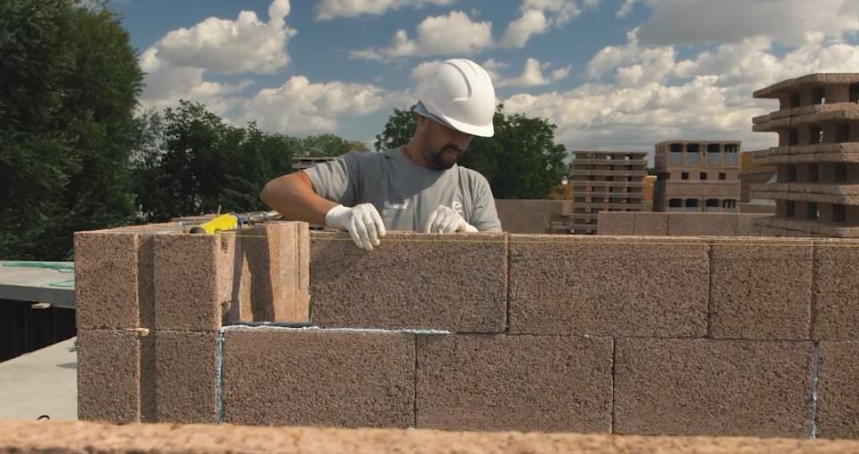 Durisol – Nová generace stavebních materiálů