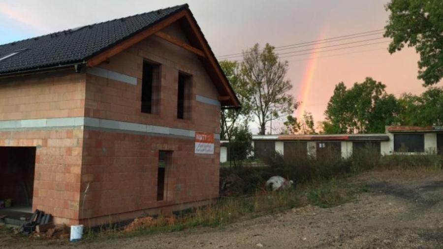 Hrubá stavba - Střecha