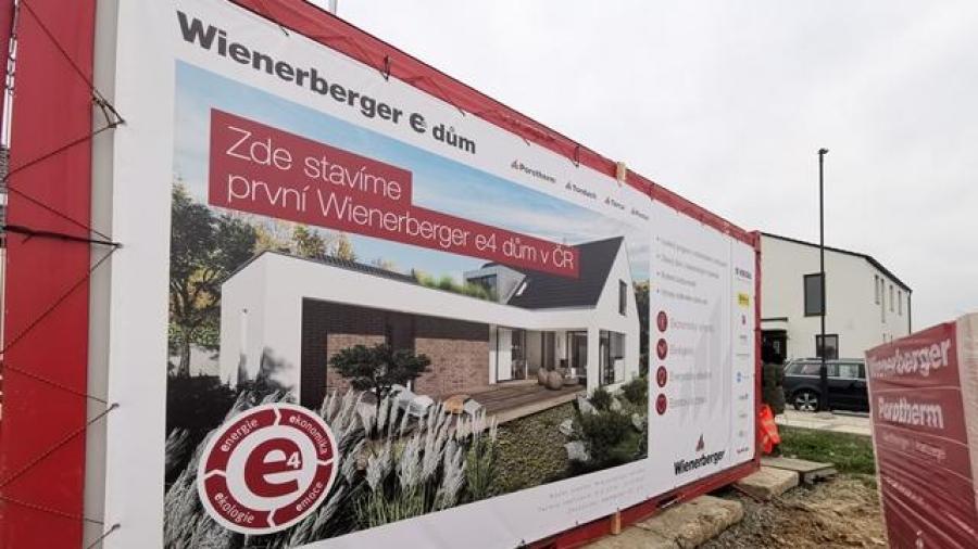 Co je dům e4 a jak vznikl?