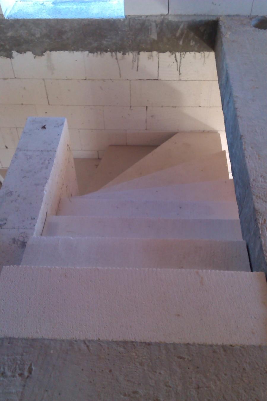 Schody aneb konec lezení po žebříku