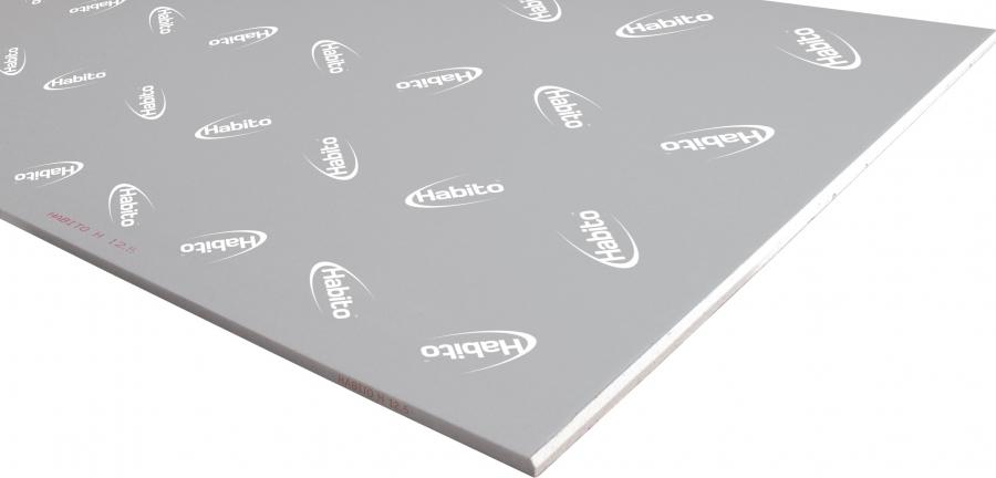 RIGIPS představil HABITO H - vysokopevnostní protipožární desku