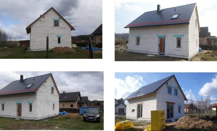 Úprava střechy