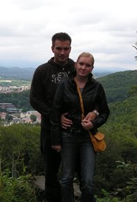 Radek a Lucka