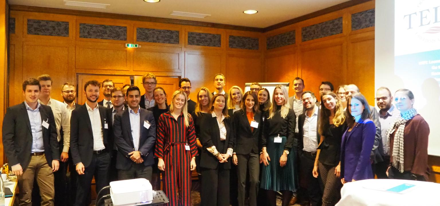 TELFA Associates Conference – Digital Transformation og Legal Tech