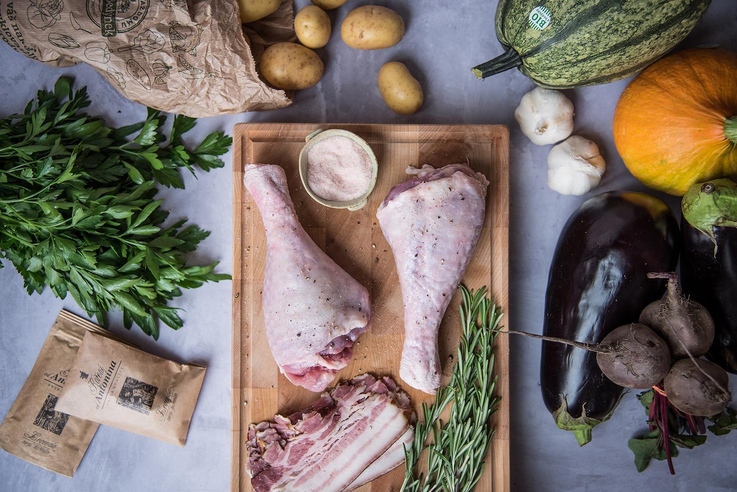 Krůtí maso z farmy Zelenka dnes ve skvělé akci