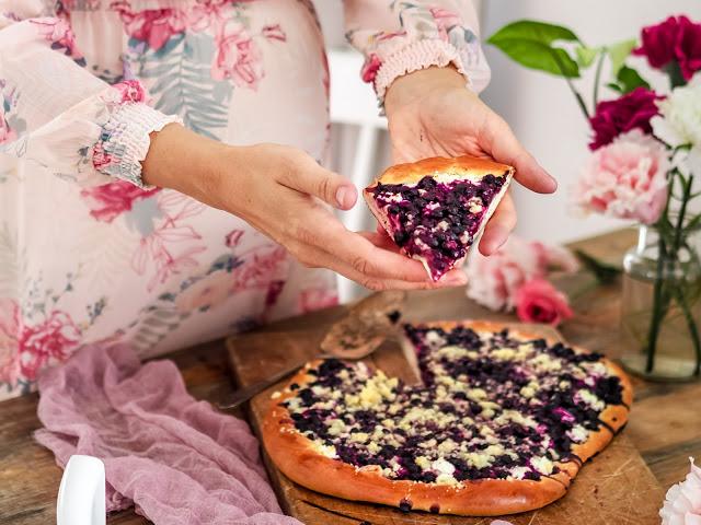 Recept na domácí kynuté koláče jako od babičky