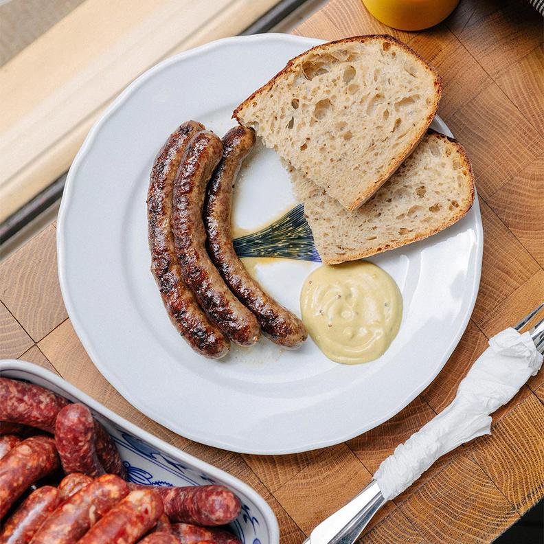 Uzeniny od Františka Kšány z Naše maso