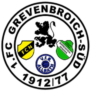 1.FC Grevenbroich-Süd 12/77