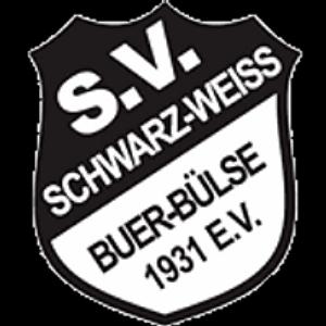 Schwarz-Weiß Buer-Bülse 1931