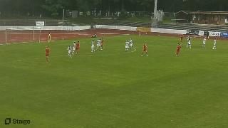 FC Ingolstadt 04 gegen SG 99 Andernach