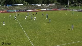 1. FC Saarbrücken gegen 1. FC Nürnberg