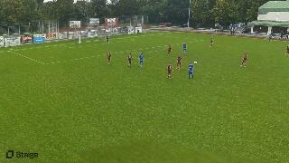 TSV Jesingen gegen Türk. SV Donzdorf Jugendclub